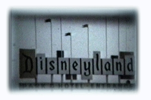 Image of the Disneyland sign